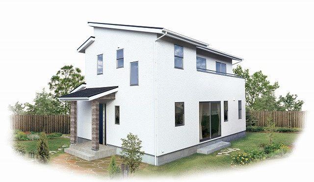 WOODY MODERN HOUSE