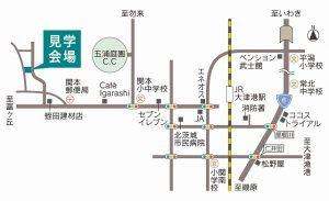 SH茨城北関本町会場地図